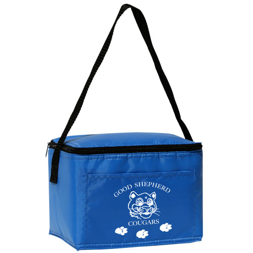 6-Pack Cooler  Blue