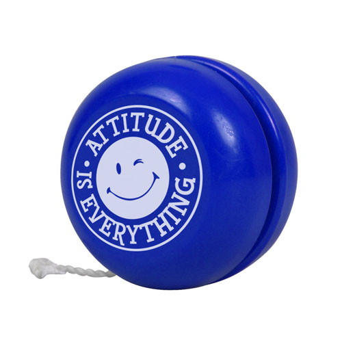 Custom Classic Yo Yo Royal Blue