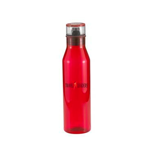 Carmel Coloful Water Bottle Red