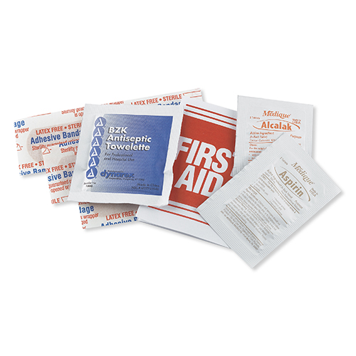 Golf Ball Sportsafe First Aid Survival Kit