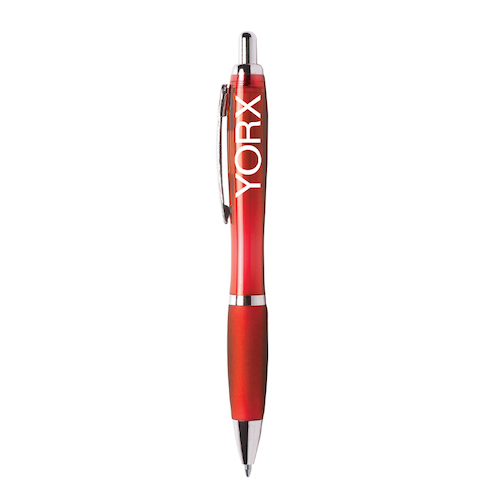 Electra Pen Translucent Red