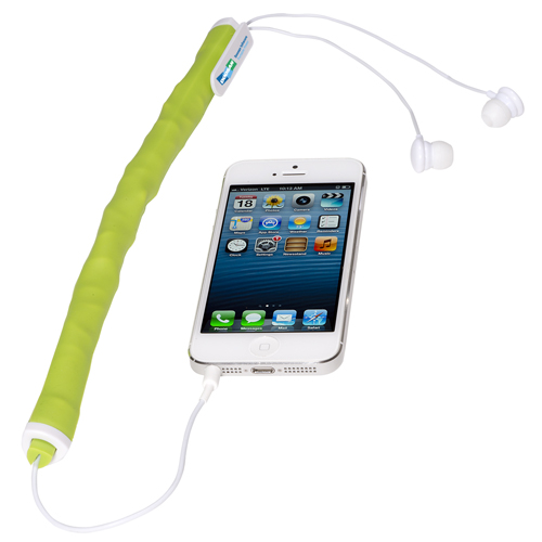 Gumbite® Pulli Cable Organizer Lime Green