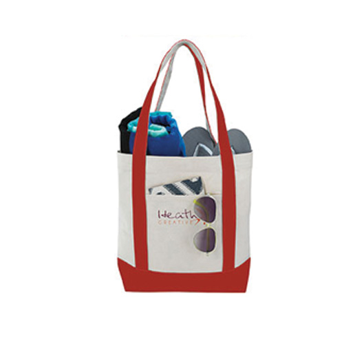 Marina Tote Red