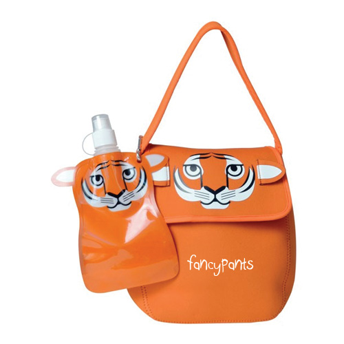Paws N Claws Neoprene Lunch Bag