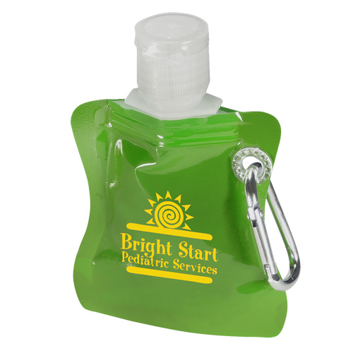 Collapsible Hand Sanitizer - 1 Ounce