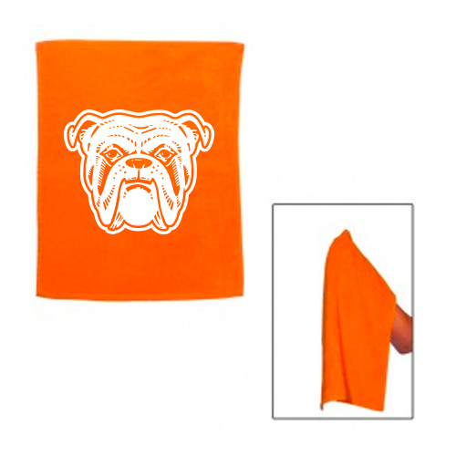 Hemmed Cotton Rally Towel - 15