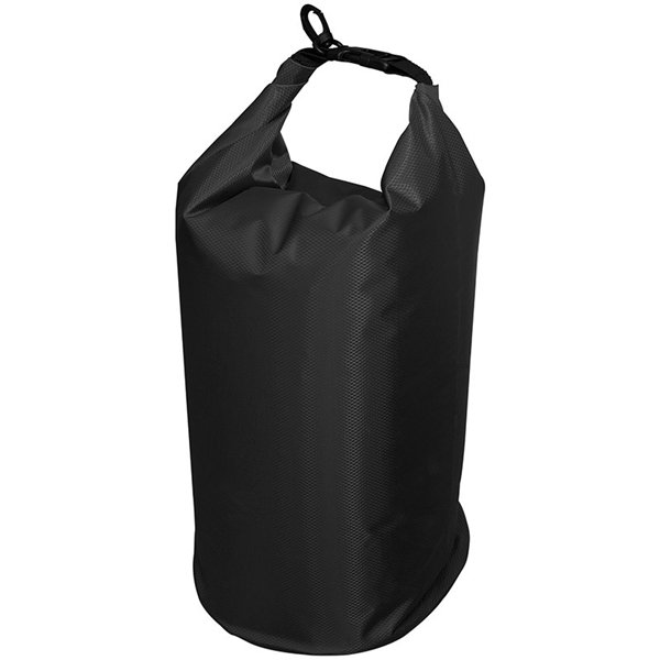 Budget Water-Resistant Dry Bag- 10L  Black
