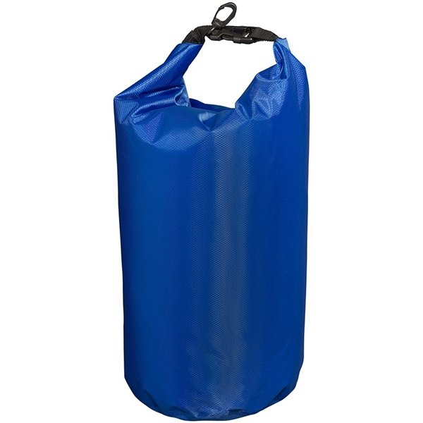 Budget Water-Resistant Dry Bag- 10L  Blue