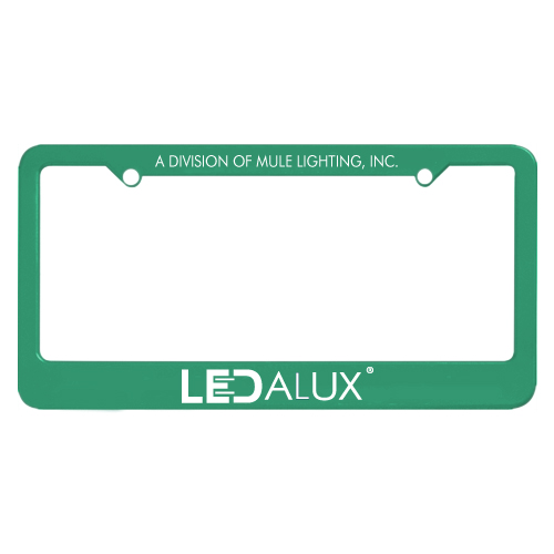 License Plate Frame-2 Hole