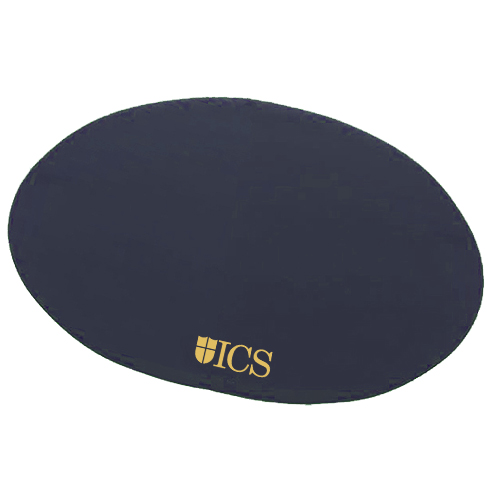 Oval Board of Directors Placemat Navy