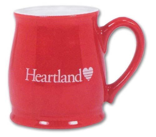 Promotional Seattle Mug-Red