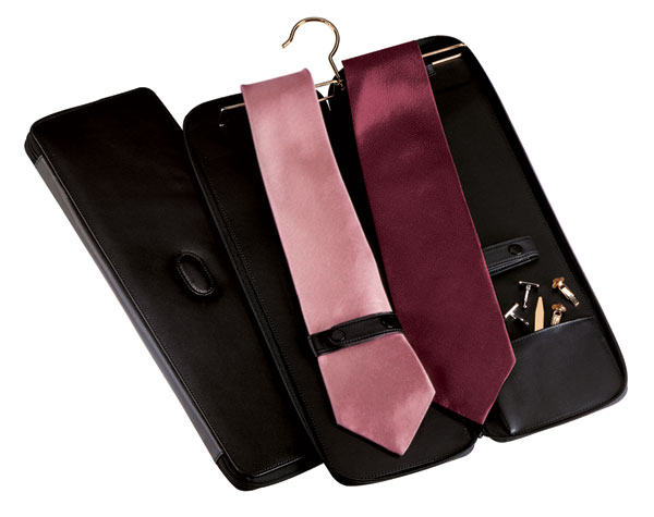 Promotional Leather Tie Case