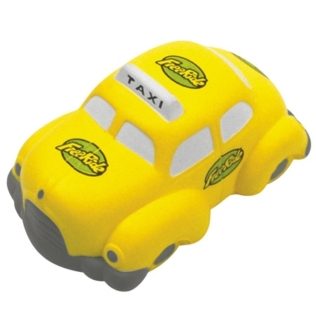 Promotional Taxi Stress Ball