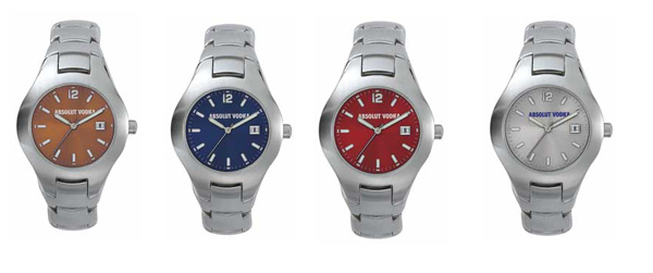 Promotional Contempo Watch