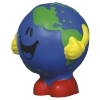 Earth Ball Man Stress Ball