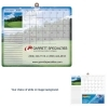 Scenic Golf MousePaper Desk/Wall Calendar