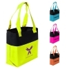 Two Tone Accent Tote
