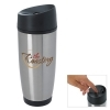 Classic Tumbler with Press Button Lid - 13oz