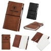Big Milton Leather Journal Notebook Set