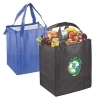 Eco-Friendly Zippered Grocery Bag
