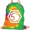 Cotton Tie Dye Backpack - Circular