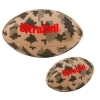 Digital Camouflage Football Stress Reliever - 5""