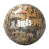Oil Field Camo Ball Squeezie Stress Reliever
