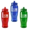 27 oz Poly-Pure Bottle -Tethered Lid - BPA free