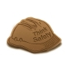 Chocolate Safety Hard Hat
